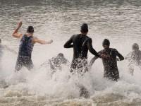 Schwimmen-Celticman-Triathlon